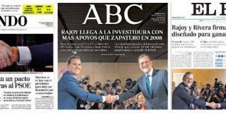 Un acuerdo que el acomplejado Pedro Sánchez hará inútil con su bloqueo