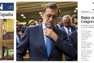 El discurso aburrido y ramplón de Rajoy tira la investidura