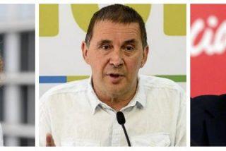 """La indecencia del PSOE: """"Llama la atención que quieran a Otegi dentro y a Rajoy fuera"""""""