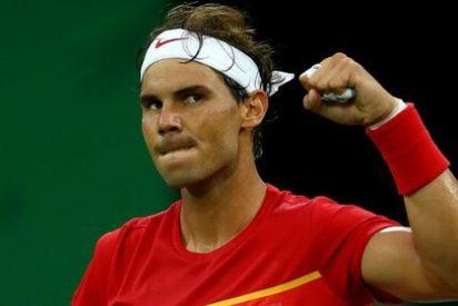 El gran Rafa Nadal vuelve a la acción tras el agotador periplo olímpico