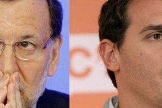 Mariano Rajoy está dispuesto a dar 'todo' a Albert Rivera a cambio del 'sí'