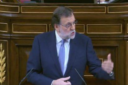 """Rajoy a Sánchez: """"Si yo soy malo, ¿cuánto de malo es usted? ¿Pésimo?"""""""