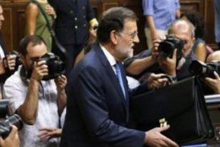 """Rajoy no ve más alternativas a su Gobierno que un """"pacto de mil colores"""" o elecciones"""