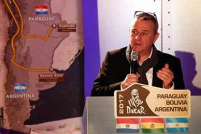 Paraguay será punto de partida del Rally Dakar 2017