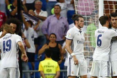 El Real Madrid se da un atracón de goles ante el Stade Reims para dejar el Trofeo Bernabéu en casa