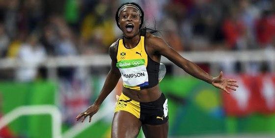 La mujer más rápida del mundo es jamaicana y se llama Elaine Thompson