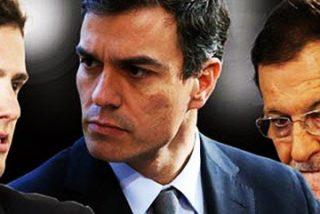 """Después de meterle a Sánchez, 'El País' ve """"un primer paso"""" en la negociación Rajoy-Rivera"""