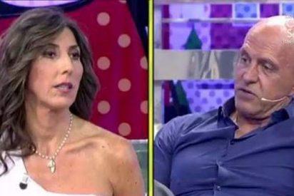"""Paz Padilla y Kiko Matamoros no se hablan: """"A este señor no le saludo"""""""