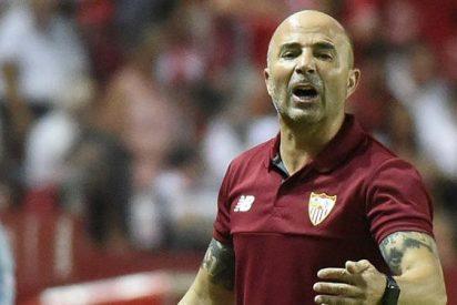 Sampaoli le enseña la puerta de salida a un crack del Sevilla