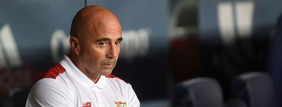 Sampaoli quiere sí o sí a un ex mediocampista de Boca en el Sevilla