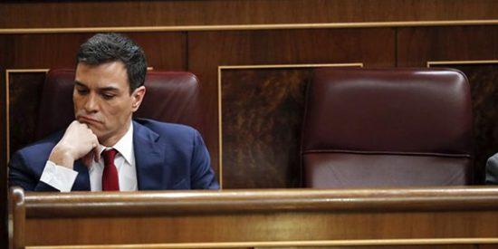 El último plan kamikaze de Sánchez mete el miedo en el cuerpo a los socialistas