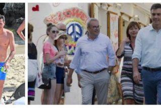Pedro Sánchez, de marcha en Ibiza mientras España acumula 300 días sin gobierno