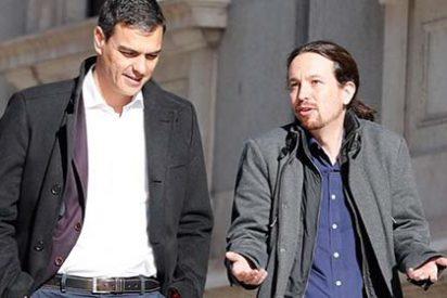 """El desaparecido Pablo Iglesias sale de su escondite y dice que ya ha hablado con Sánchez """"para explorar un gobierno progresista"""""""