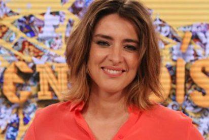 Sandra Barneda se enfada con Alba Carrillo y abandona 'Hable con ellas'