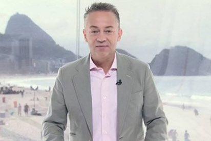 ¡Qué suerte tienen los presentadores de TVE en Copacabana!