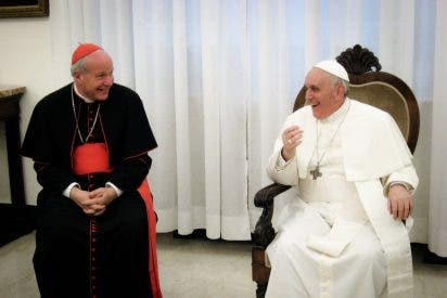 "Cardenal Schönborn: ""Amoris Laetitia es verdadero magisterio de sana doctrina"""