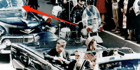Un moribundo exmiembro de la guardia de JFK confiesa quién lo asesinó
