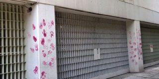 La Archidiócesis de México denuncia pintadas en la sede de la Curia