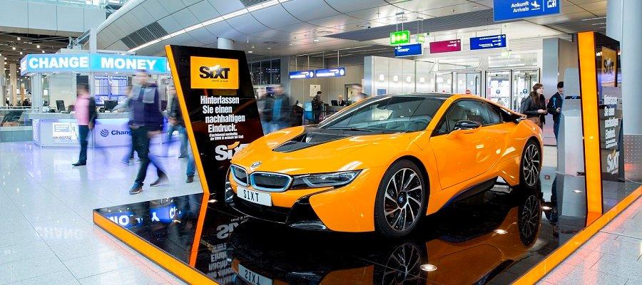 Las razones para alquilar un coche en verano según Sixt