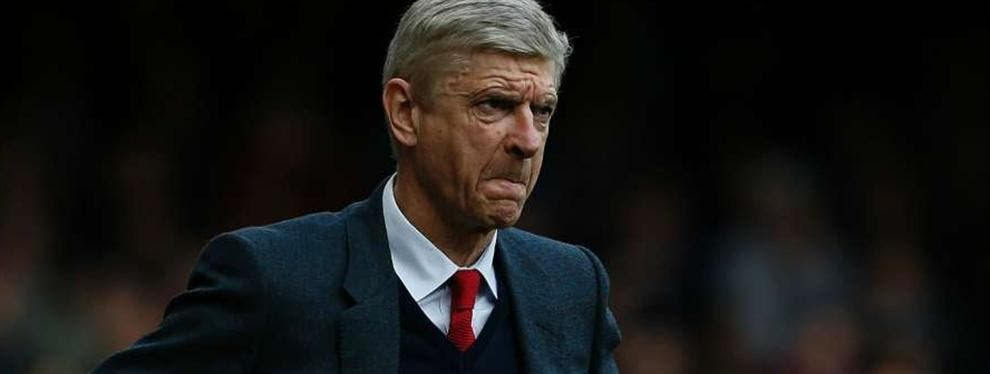 ¡Sorpresa! Arsene Wenger quiere a un pilar de México para el Arsenal