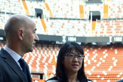 Suso y Pako Ayestarán perfilan juntos la última lista de la compra del Valencia