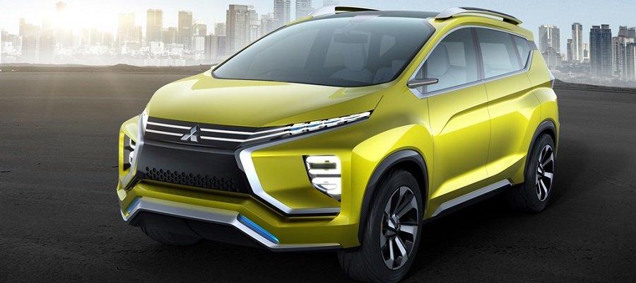 Mitsubishi presenta el XM Concept