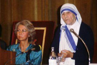 La Reina Sofía representará a España en la canonización de madre Teresa