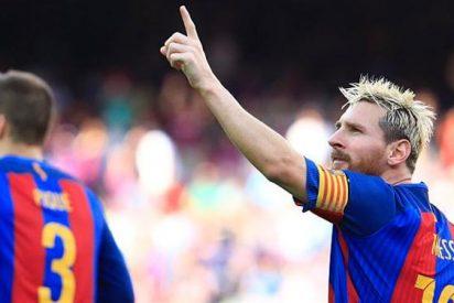 Top secret: Recado de Messi a Cristiano Ronaldo tras ganar al Betis