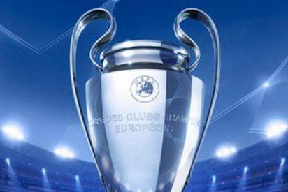 Tormenta en los grupos de la Champions League
