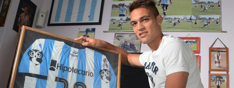 """Tres gigantes del fútbol europeo se pelean por la nueva """"joyita"""" argentina"""
