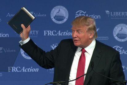 """Donald Trump creará una comisión """"contra el Islam radical"""" e incrementará el filtro contra inmigrantes"""