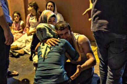 Una bomba terrorista en un salón de bodas deja al menos 30 muertos y 94 heridos en el sur de Turquía