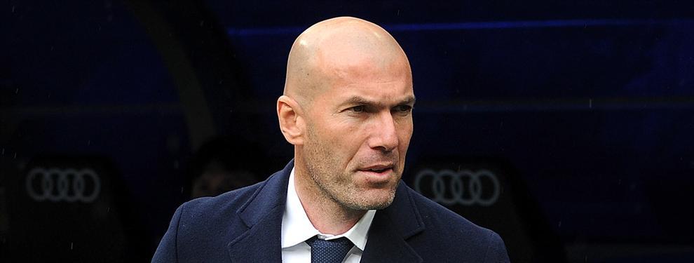 Un ex jugador de River está muy cerca de llegar al equipo de Zidane