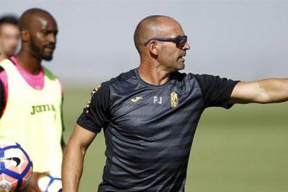 ¡Un súper crack para acompañar a José Angulo en la delantera del Granada!