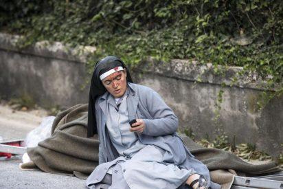 """Marjana Lleshi: """"Pensé que iba a morir cuando las paredes del convento se colapsaron"""""""