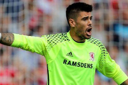 Valdés confiesa sobre quién le hizo no dejar el fútbol... y sobre Van Gaal