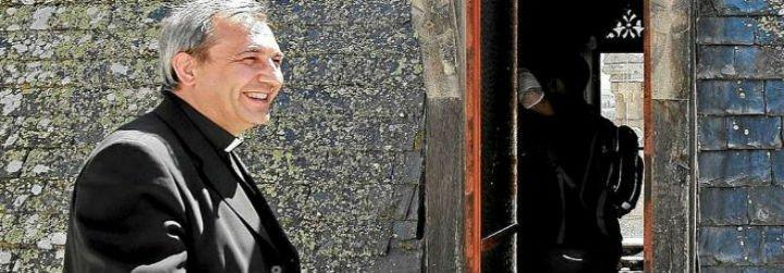 El sacerdote español Lucio Ángel Vallejo cumple su condena en el Vaticano