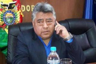 """Al viceministro de Evo Morales lo mataron con varios golpes """"con saña"""""""