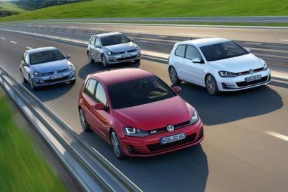 Volkswagen detiene la producción del Golf por falta de piezas