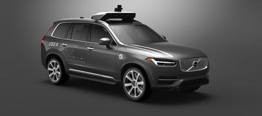 Volvo y Uber trabajan juntos para la conducción autónoma