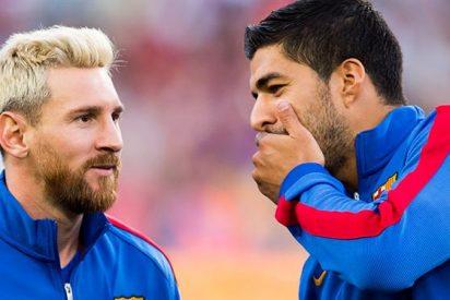 Vuelve el pacto del mate: Messi y Suárez marcan sus objetivos