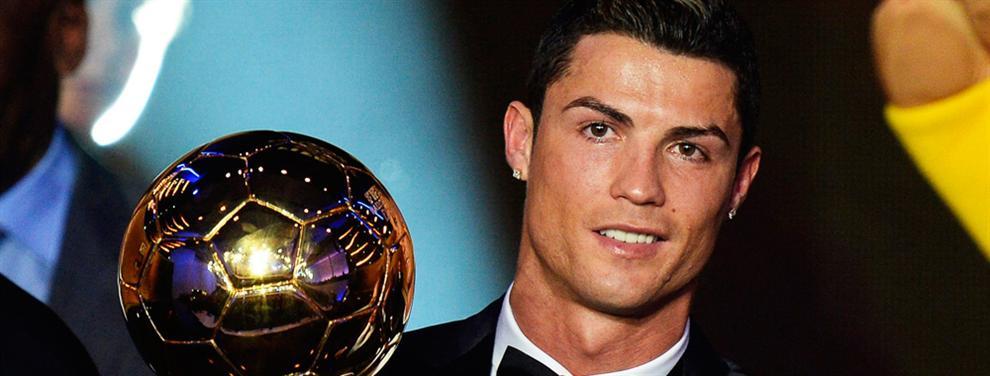 Zas de Cristiano a Messi: CR7 ya 'toca' el Balón de Oro con los dedos