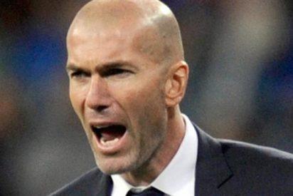 Zidane cierra la puerta de salida a un delantero