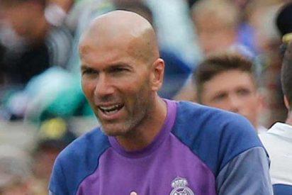 Zidane frenó la salida de dos jugadores del Madrid