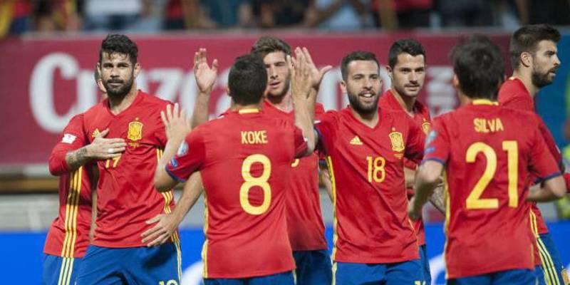 España cae el undécimo puesto del Ranking FIFA de selecciones nacionales
