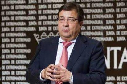 Los socialistas de peso respaldan la petición de Fernández Vara de abrir un debate