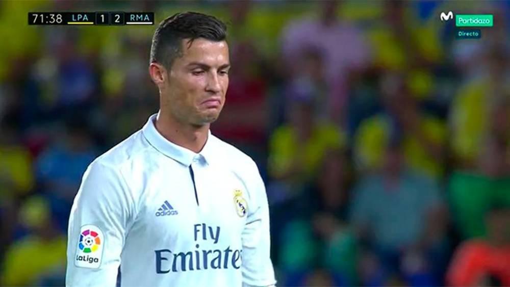 El Real Madrid se atraganta en Las Palmas