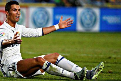 ¿Sabe alguien por qué Cristiano Ronaldo está jugando tan mal?