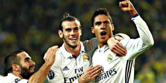 El Real Madrid pudo ganar en Alemania, pero dejó escapar vivo al Borussia