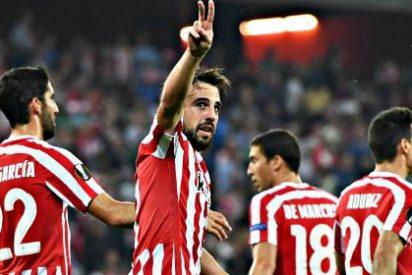 Los 'leones' ya ganan en Europa: Athletic Club 1 - Rapid de Viena 0